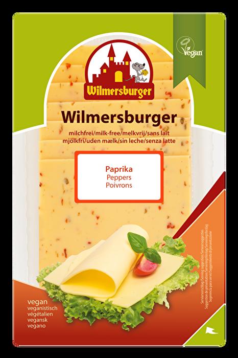 Scheiben Paprika von Wilmersburger veganer Kääse günstig bei kokku im veganen Onlineshop kaufen!