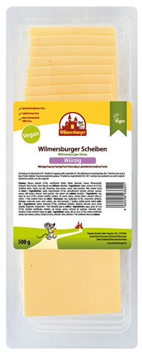 Veganer Scheiben Würzig 500g von Wilmersburger günstig bei kokku im veganen Onlineshop kaufen!